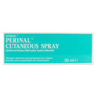 Embalagem Perinal Cutaneous Spray, 30 ml