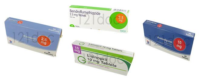 tabletten für hochblutdruck