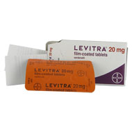Levitra Blisterpackung