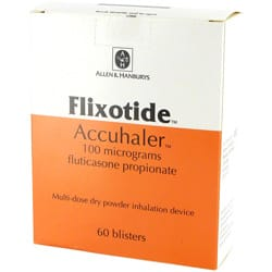 Flixotide Spray