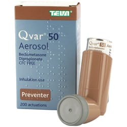 Qvar Aerosol Pack in uk