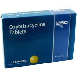 Oxytetracycline (Tetracyclin)