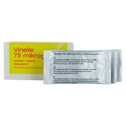 Minipiller blødning