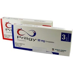 Priligy treatment
