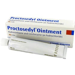 Proctosedyl 30g Ointment Tube