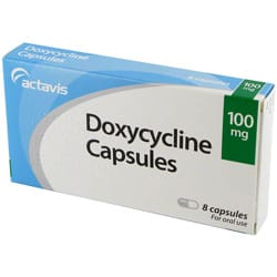 Médicament Chlamydia Doxycycline