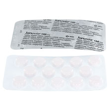 Januvia 100 mg 2 blister tabletter