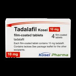 Tadalafila (Cialis genérico)