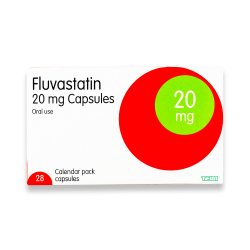 Fluvastatina