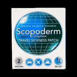 Scopoderm (Escopolamina)