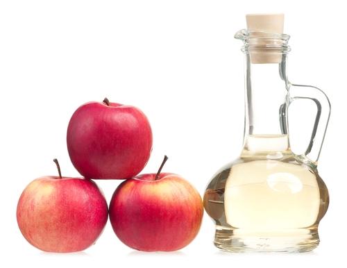 Apfelessig gegen Feigwarzen