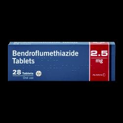 Bendroflumethiazid