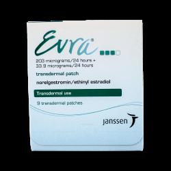 Evra P-plaster