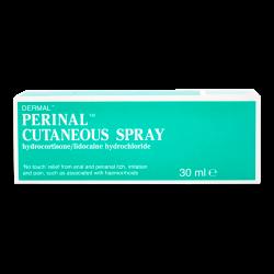 Perinal spray