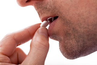 Pilule contre l'impuissance masculine