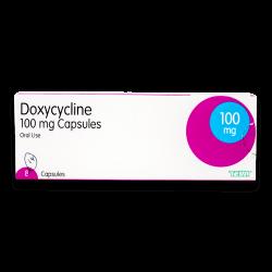 Doxycycline (Doksycyklina)