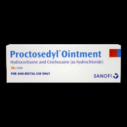 Proctosedyl