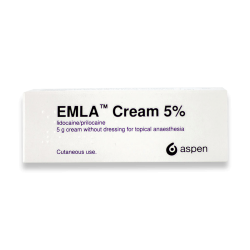 EMLA (Lidocaína e Prilocaína)