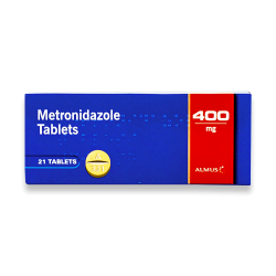 Metronidazol mot trichomonas
